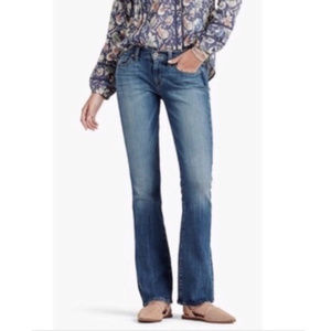 Lucky Brand jeans sofia bootcut medium wash